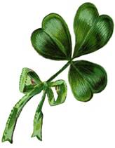 Irish Shamrock - Irish Shamrock Clip Art